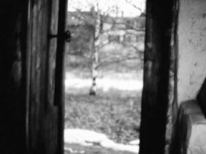 La porte etait ouverte...